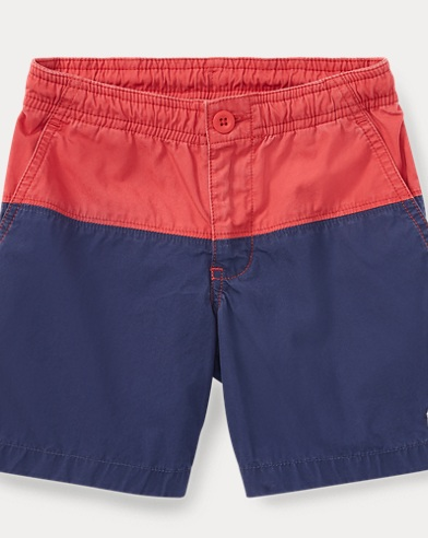 Polo Prepster Cotton Short