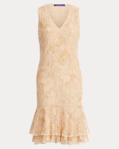 Bianca Embroidered Tulle Dress