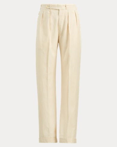 Clifton Striped Straight Pant