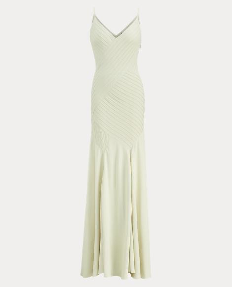 Augustina Crepe Dress