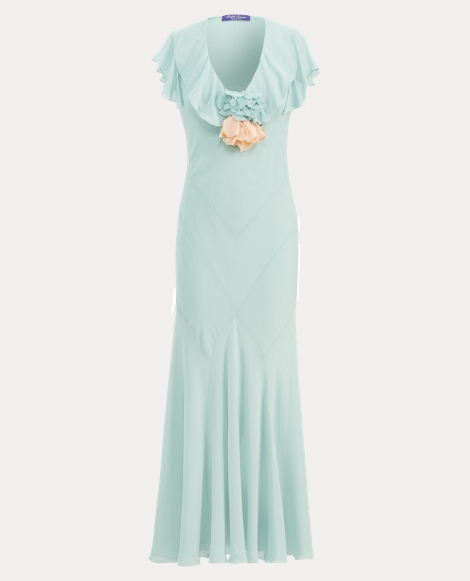 Juliette Silk Georgette Dress