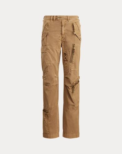 Garret Canvas Cargo Pant