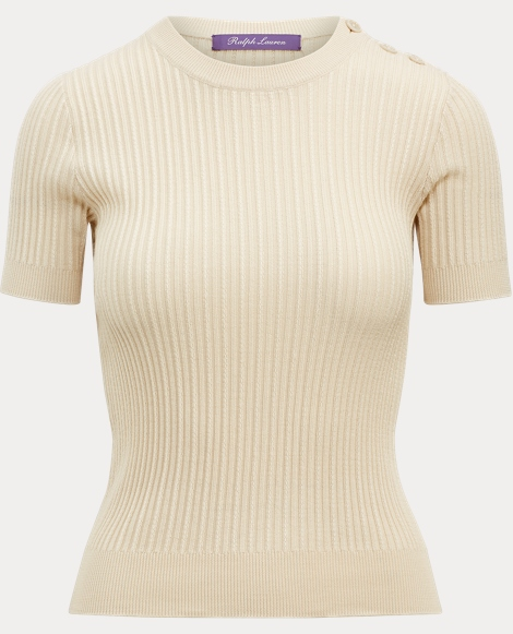 Merino-Silk Sweater