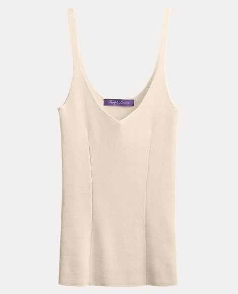 Merino-Silk Tank Top