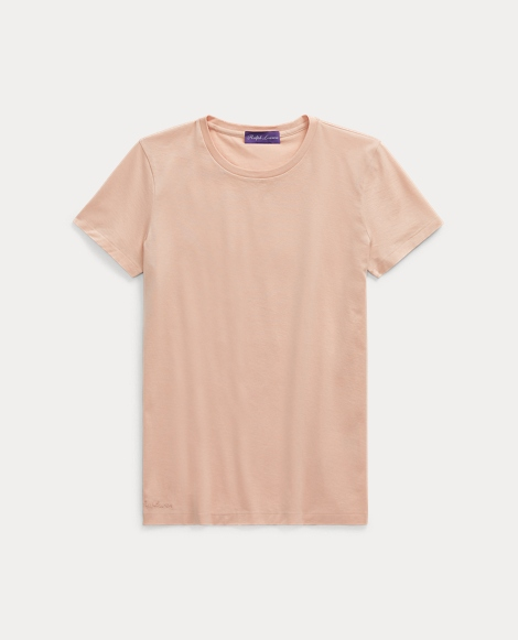 Cotton Short-Sleeve T-Shirt