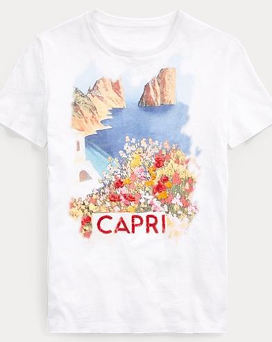Capri Graphic T-Shirt