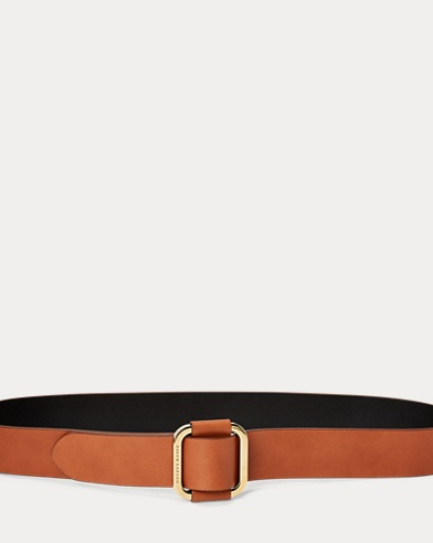 Luxe Calf Reversible Belt