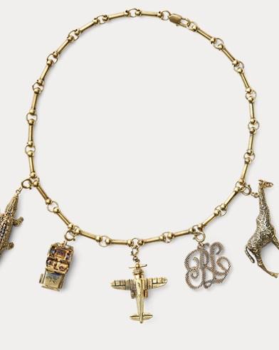 Double-Wrap Charm Bracelet