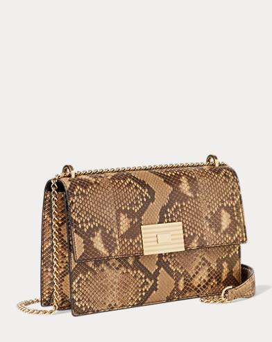 e9a1a59138a7 Python RL Chain Bag. Ralph Lauren