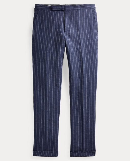 Polo Linen Suit Trouser by Ralph Lauren