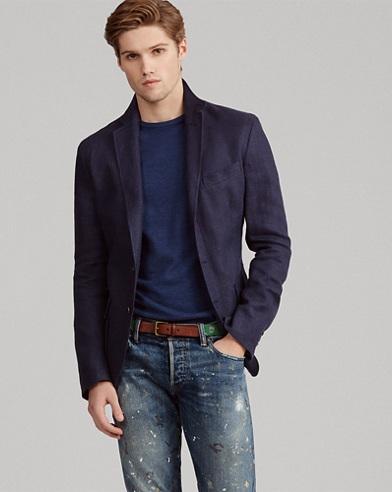 Morgan Linen Suit Jacket