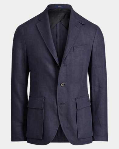 Morgan Linen Suit Jacket