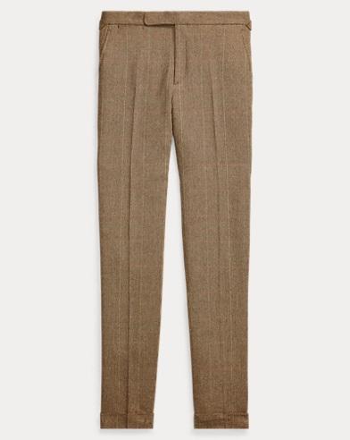 Polo Tick-Weave Suit Trouser