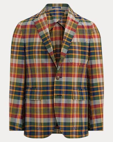 Morgan Madras Sport Coat