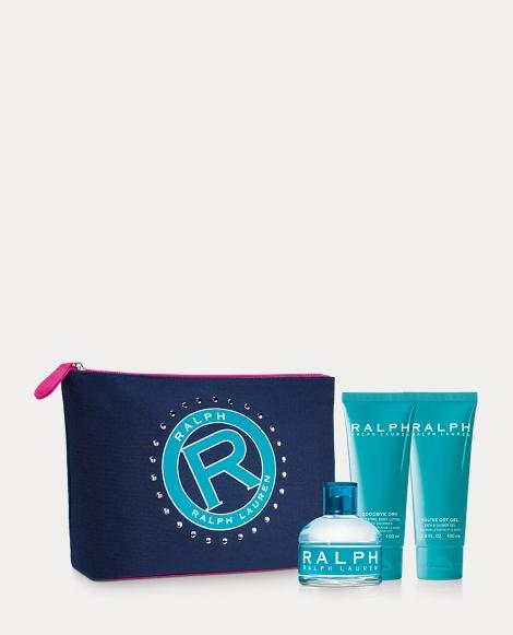 Ralph Cosmetic Bag 4-Piece Set
