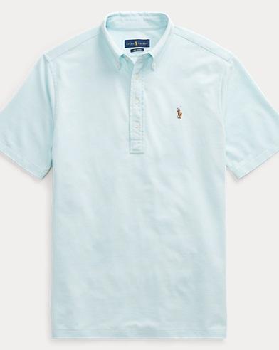 Knit Oxford Shirt