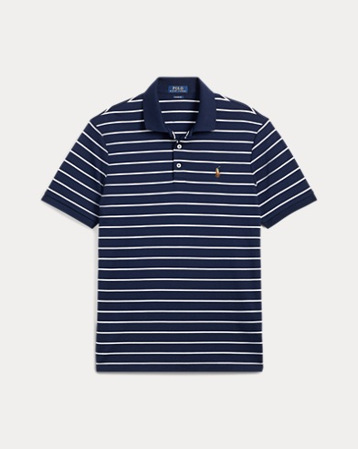 Classic Fit Soft-Touch Polo