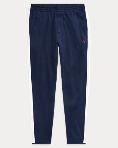 Cotton Interlock Track Pant