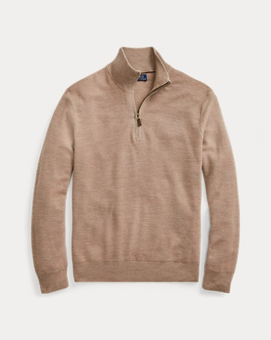Merino-Silk-Cashmere Sweater