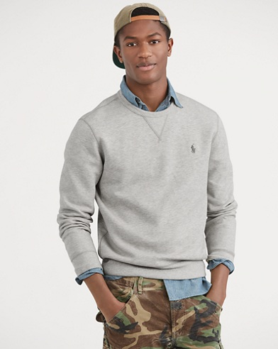 Double-Knit Sweatshirt