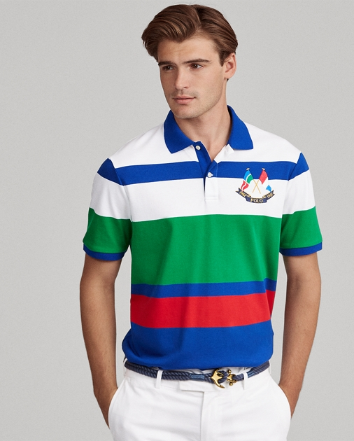 Cp 93 Classic Fit Polo Shirt by Ralph Lauren