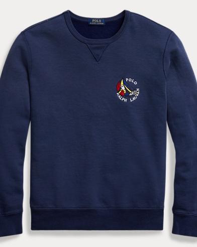 CP-93 Cotton-Blend Sweatshirt