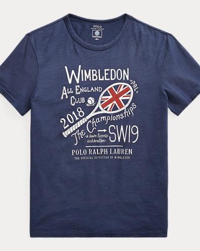 Wimbledon Custom Slim T-Shirt