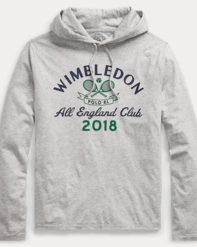 Wimbledon Custom Slim Hoodie
