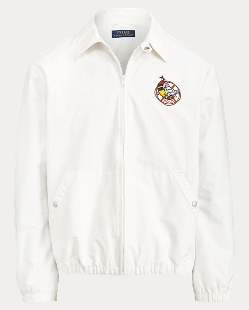 Cp 93 Cotton Windbreaker by Ralph Lauren