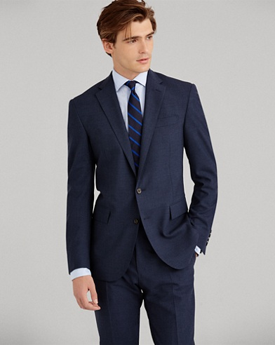 Polo Glen Plaid Suit