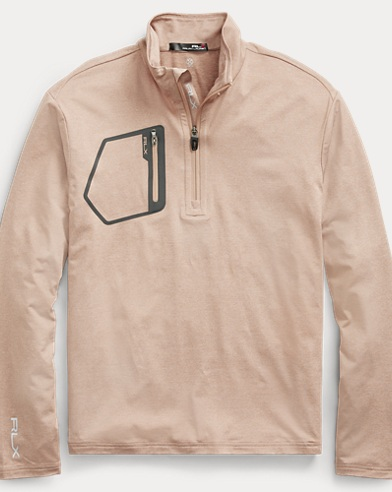 Tech Jersey Pullover