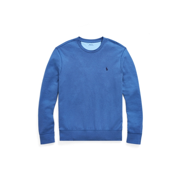 Ralph Lauren Cotton-Blend Sweatshirt Haven Blue Xs