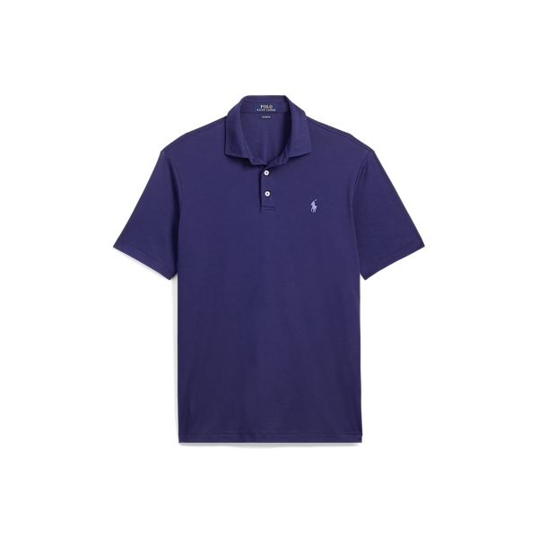 Ralph Lauren Classic Fit Soft-Touch Polo Fall Royal Xs