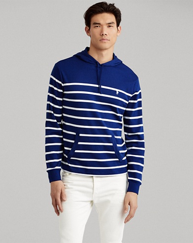 Soft-Touch Hooded T-Shirt