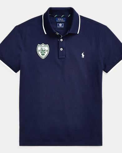 Wimbledon Custom Slim Fit Polo