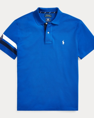 Wimbledon Custom Slim Fit Polo