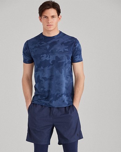 Camo Performance T-Shirt