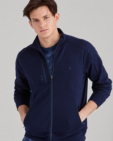 Active Fit Track Jacket