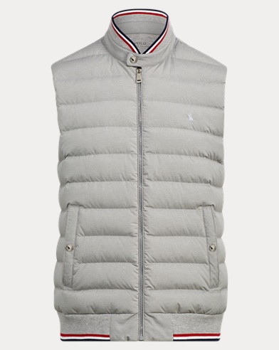 Active Fit Down-Panel Vest