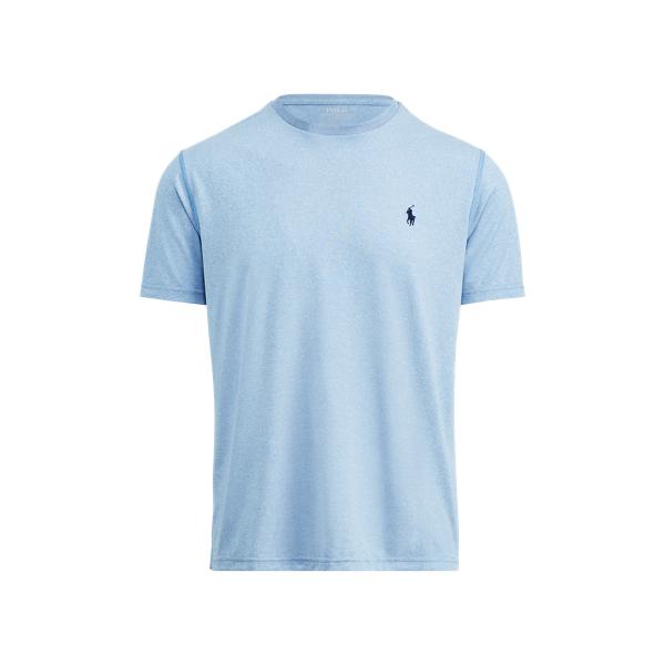 Ralph Lauren Active Fit Performance T-Shirt Jamaica Heather Xs