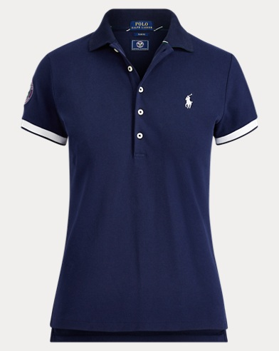 Wimbledon Slim Fit Polo Shirt