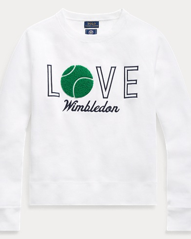 Wimbledon Fleece Pullover