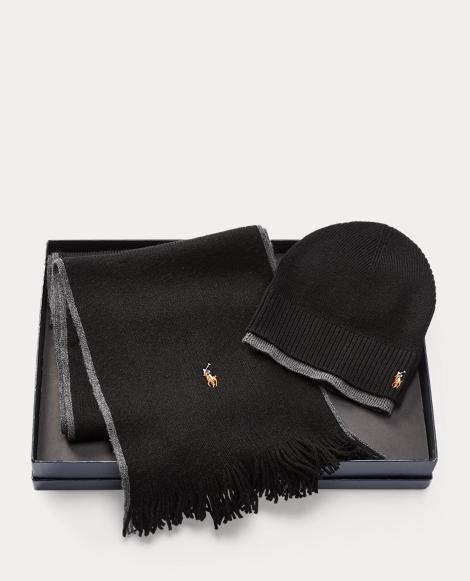 Merino Hat & Scarf Gift Set