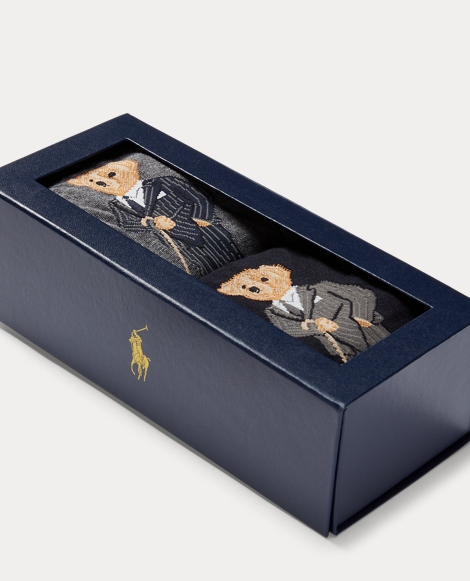 Polo Bear Sock Gift Set