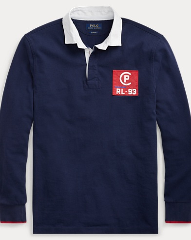 CP-93 Classic Fit Rugby Shirt
