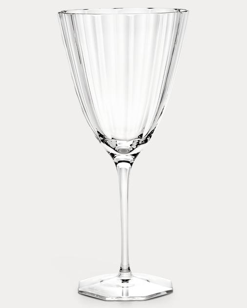 Isabel Crystal Water Goblet