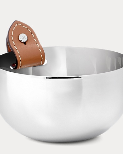 Wyatt Stainless Steel Nut Bowl