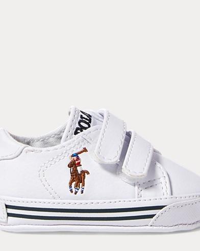 Easten EZ Faux-Leather Sneaker