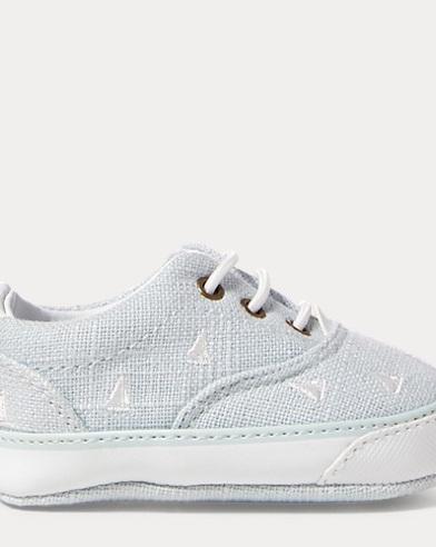 Vaughn II Boat-Print Sneaker
