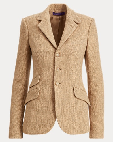 Alastair Tweed Hacking Jacket